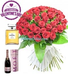 Valentines luxury one